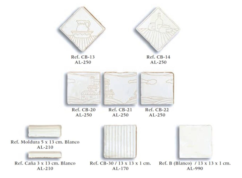 azulejo artesano serie grabados 02