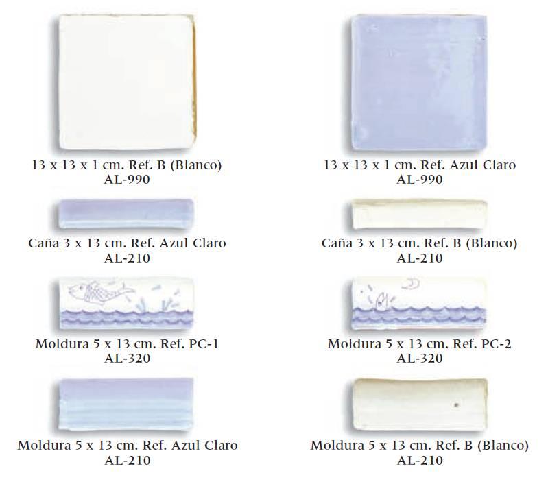 azulejo artesano serie marina 02