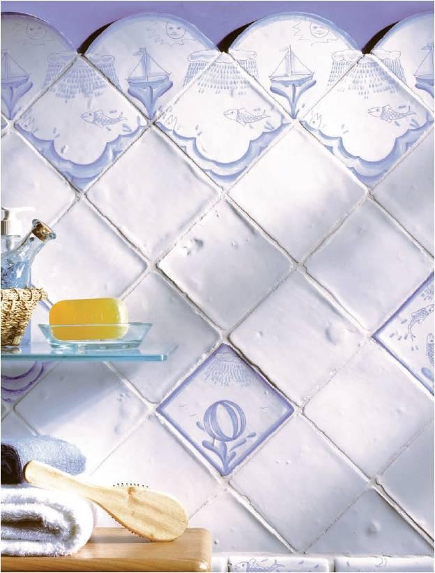 azulejo artesano serie marina 03