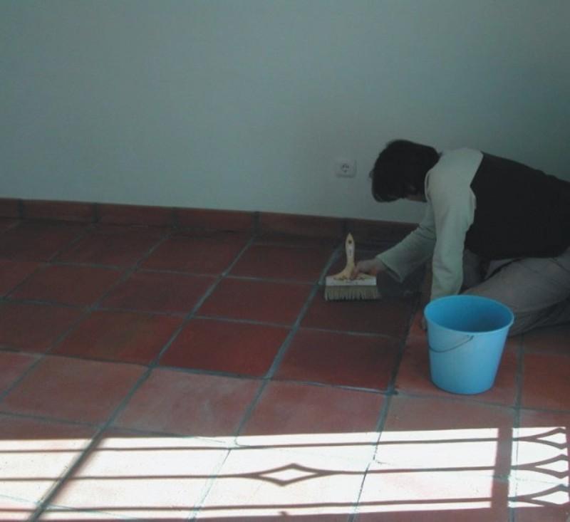 Tratamiento suelo barro