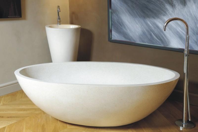 bañeras de mármol