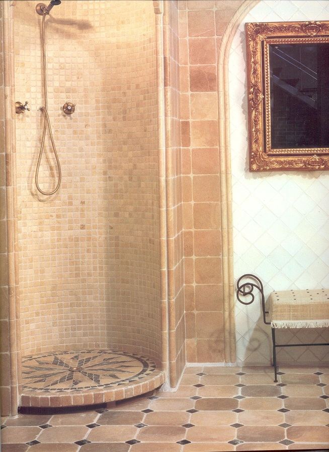 mosaicos y cenefas de mármol 02