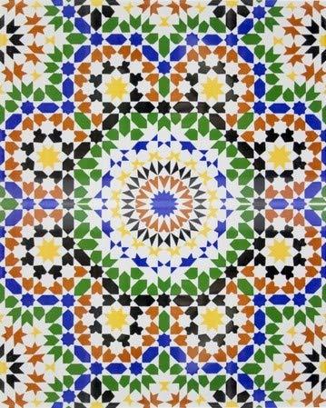 azulejos marroquies