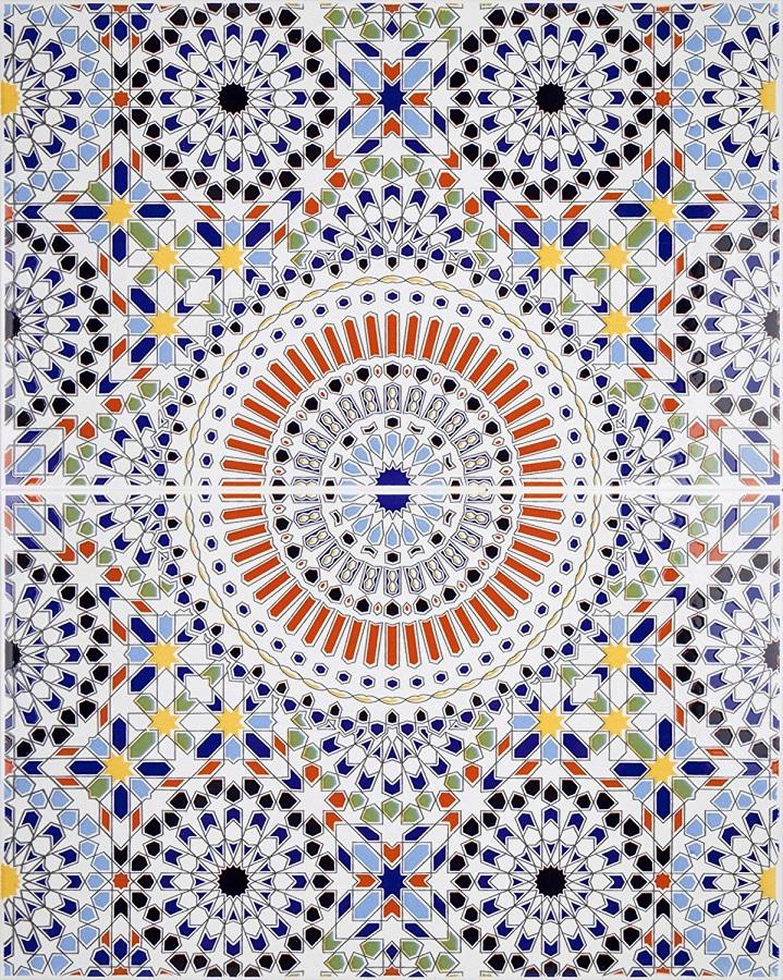 azulejos artesanales árabes 04