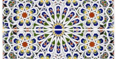 azulejos artesanales árabes 01
