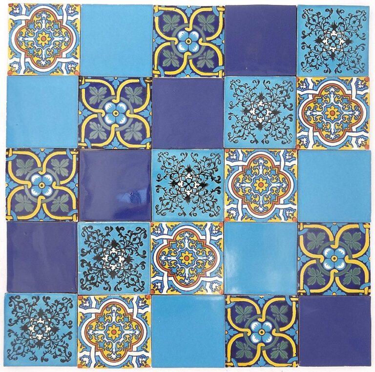 azulejos artesanales mexicanos 09