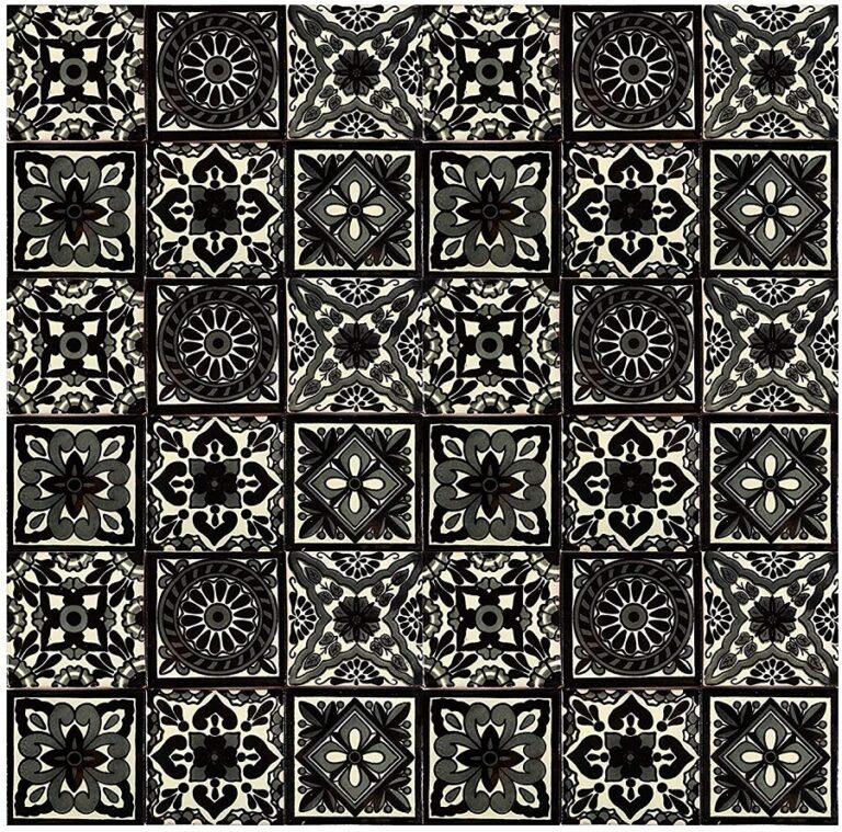azulejos artesanales mexicanos 15
