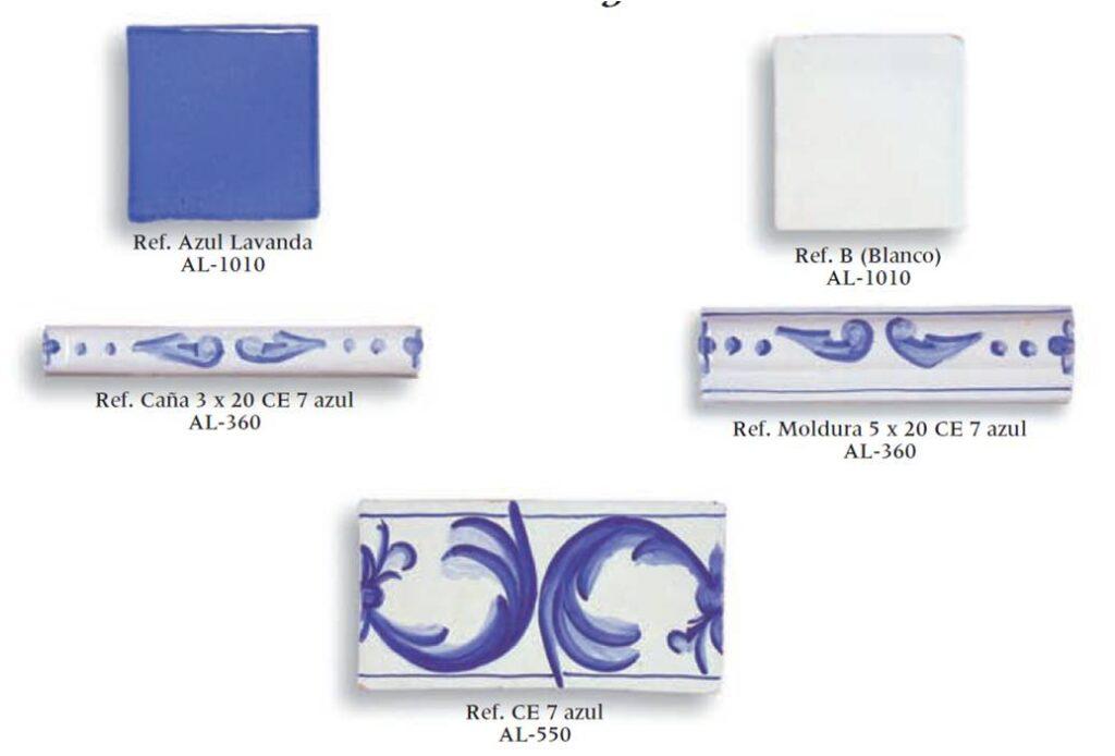azulejos artesanales serie clasicc 04