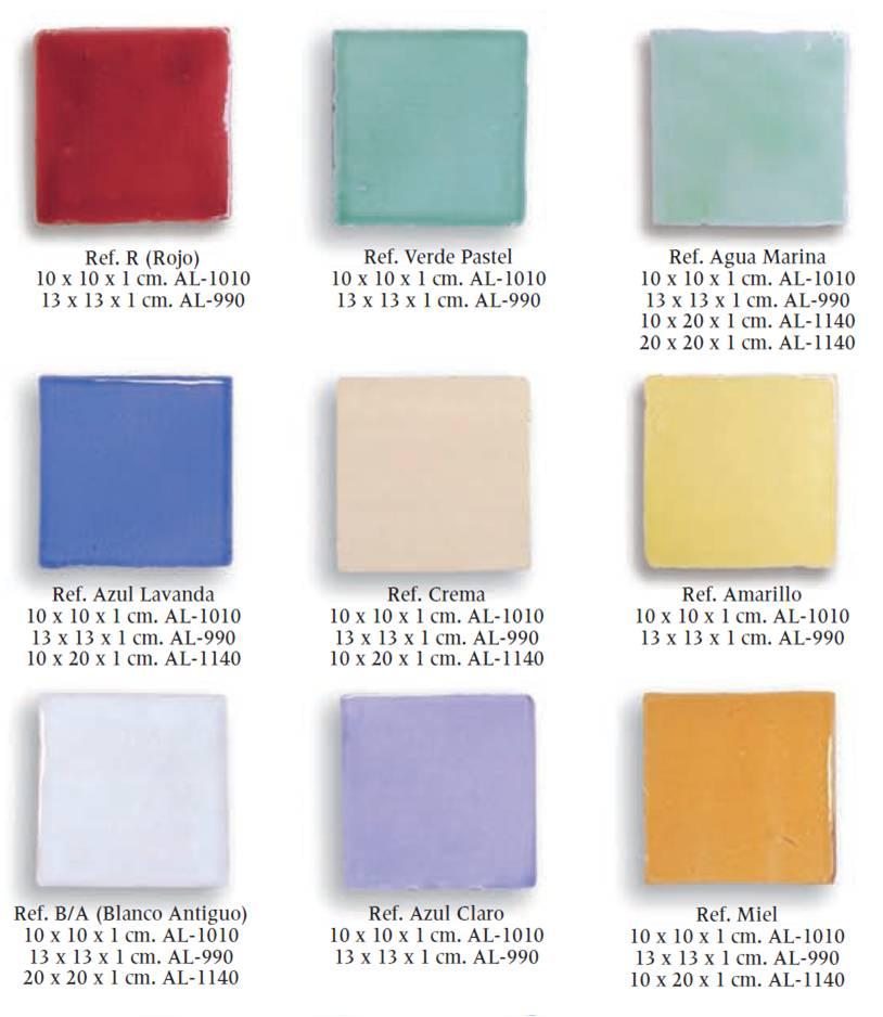azulejos artesanales serie clasicc 01
