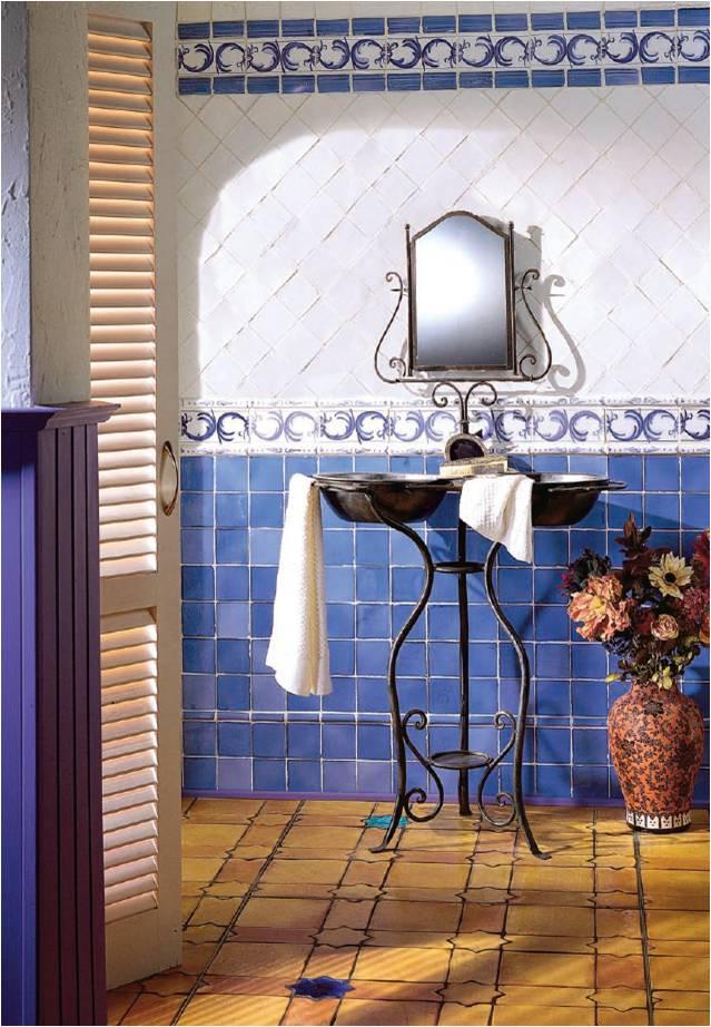 azulejos artesanales serie clasicc 06