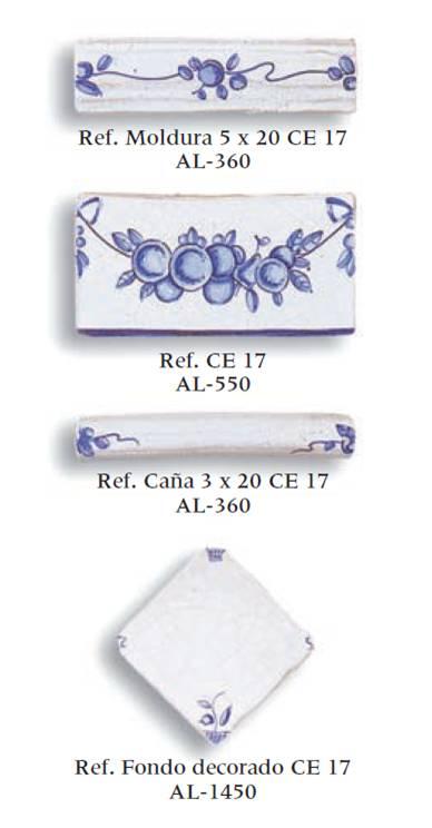 azulejos artesanales serie clasicc 11
