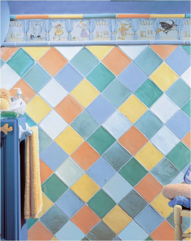 azulejo hecho a mano serie infantil 03