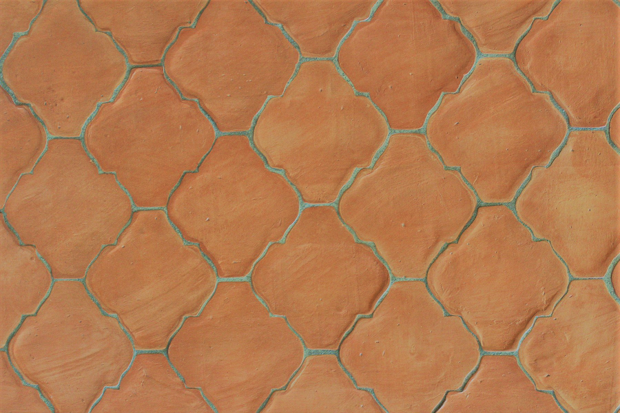 suelo de terracota tonalidad clara hoja de higuera 01