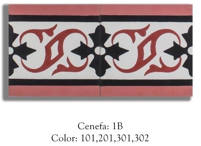 cenefa hidráulica cfa-1b.1500286568
