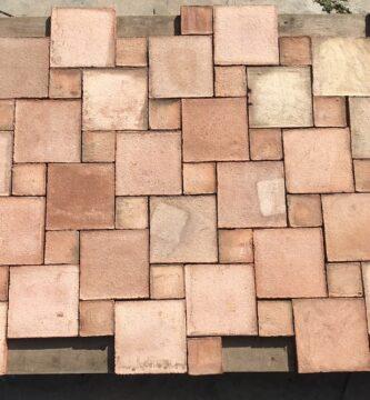 Mosaico de Barro Mijas 01