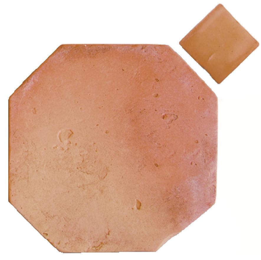 losa-de-barro-formato-octógono-rustico-antiguo