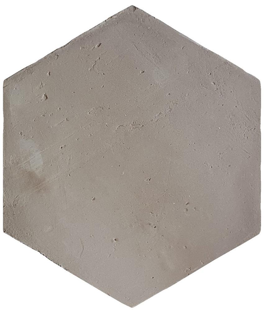 hexágono-terracota-tonalidad-gris